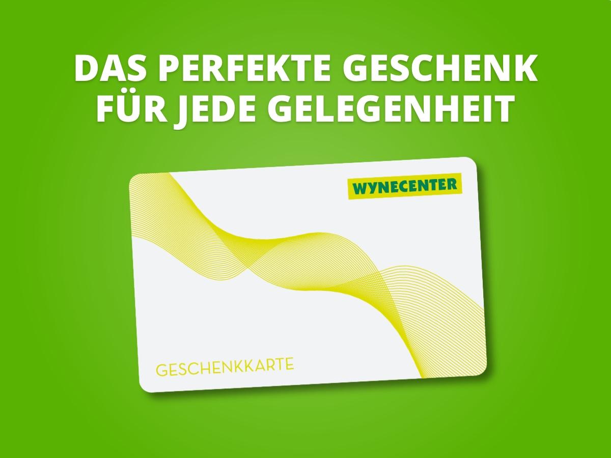 WYNECENTER-GESCHENKKARTE