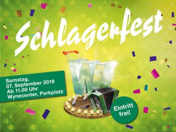 Schlagerfest: Samstagsprogramm