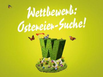 Wettbewerb: Ostereier-Suche im Wynecenter!